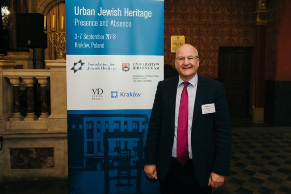 Urban Jewish Heritage - Presence and Absence, Conference 09 2018