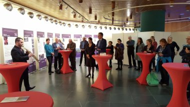 Exhibition Opening on Judaism and Wine, October 27, 2016, Mainz_b