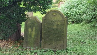 Jewish Cemetery Holy Sands, Worms