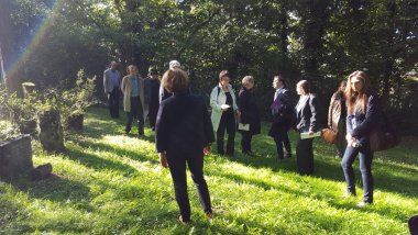 Scientific Advisory Board on Cemetery Judensand, Sept. 11, 2017
