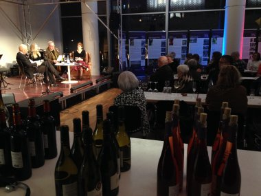 Words and wine: talks and Music around Wine and Judaism