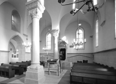 View into the Synagogue (1991)
